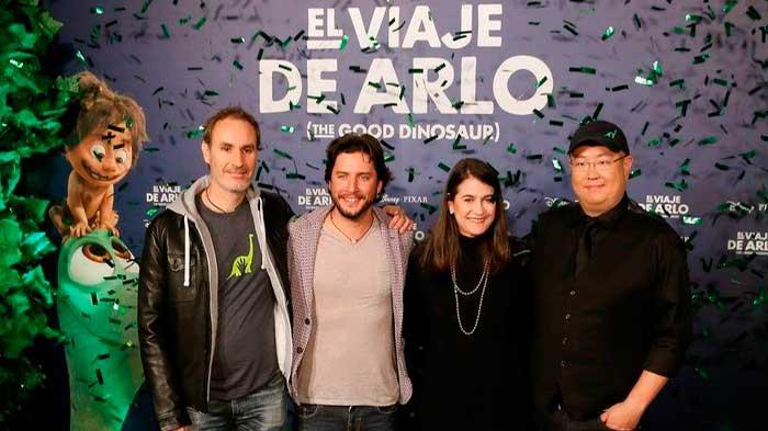 Coco School Juan Carlos Navarro Pixar