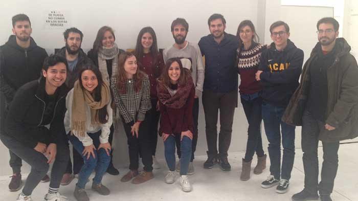 Creatividad Publicitaria en Coco School con Victor Izquierdo