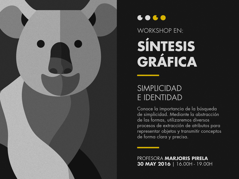 Coco-School-WorkShop-Sintesis-Grafica-Marjoris-Pirela1
