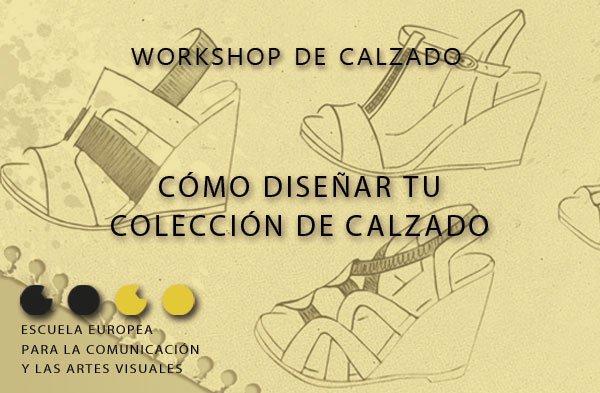 Workshop Loli Pozo como diseñar tu colección de calzado en Coco School