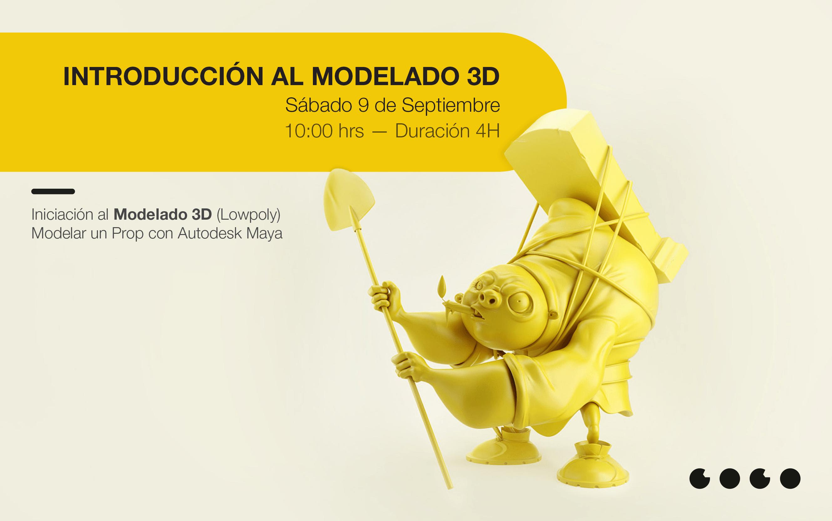 Introduccion al Modelado 3D Workshop