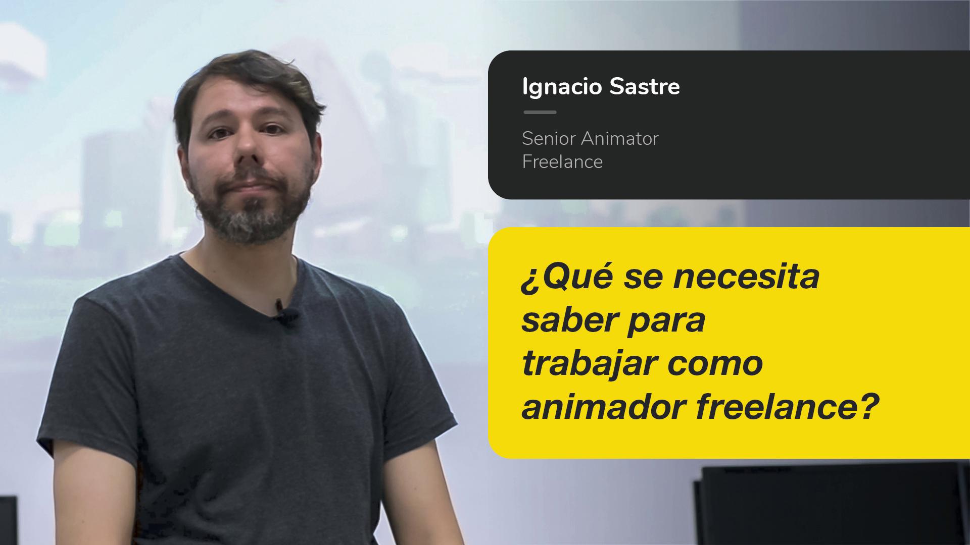 Ignacio Sastre - profesor en Coco School