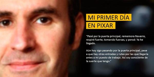 Master Class Juan Carlos Navarro Pixar Coco School