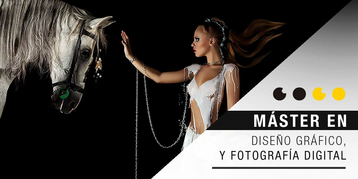 Máster Fotografía Digital y Diseño Gráfico