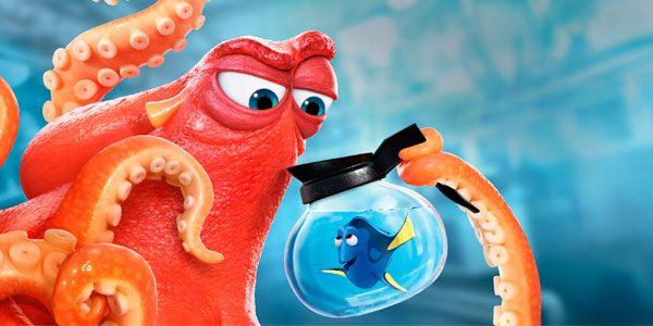 Pixar Buscando a Dory Coco School