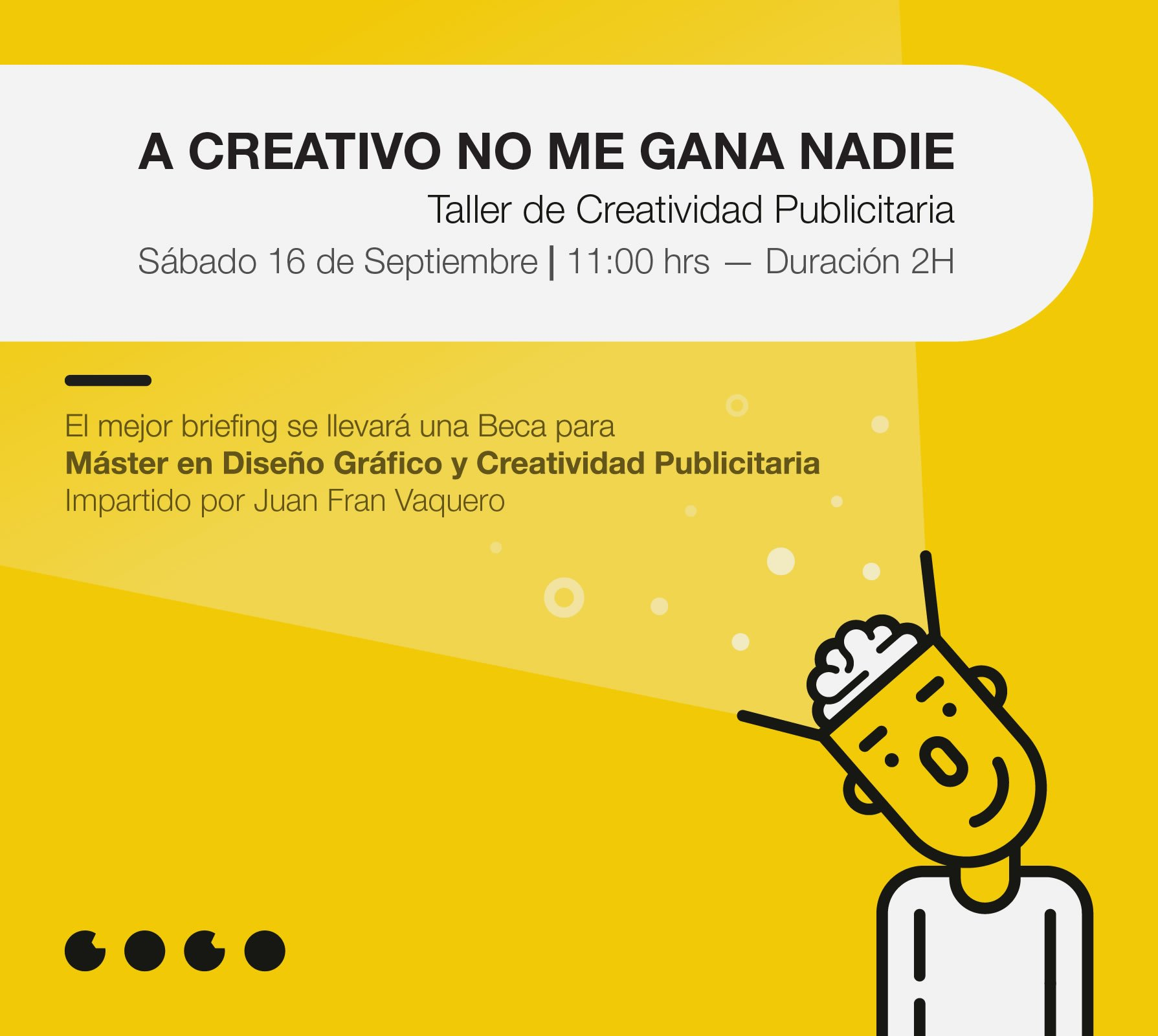 Workshop Creatividad Publicitaria