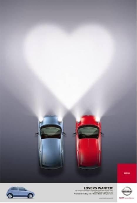 anuncios creativo san valentin