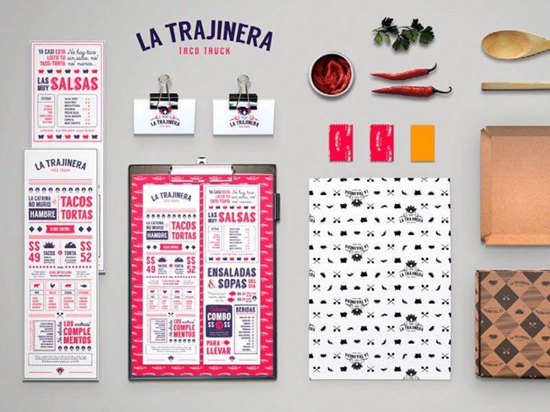 Trabajos de diseño gráfico de Teresa Gorbea