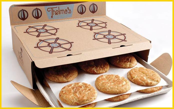 diseño creativo packaging alimentos