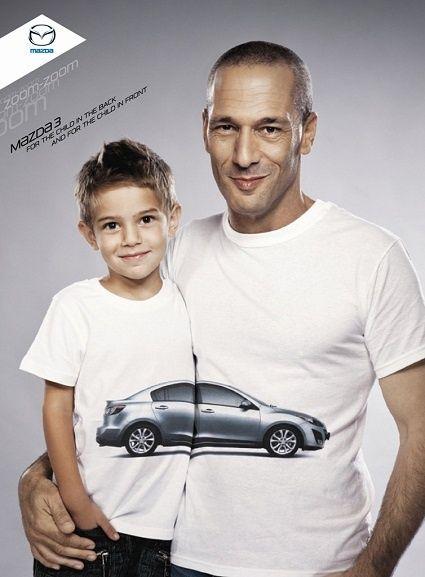 Anuncio creativo Ideas de Marketing y Publicidad para aplicar en el Día del Padre