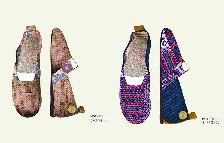 ecobamabas diseño calzado