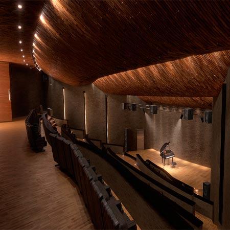 Coco School Experto Universitario en Infoarquitectura y Visualización Arquitectónico