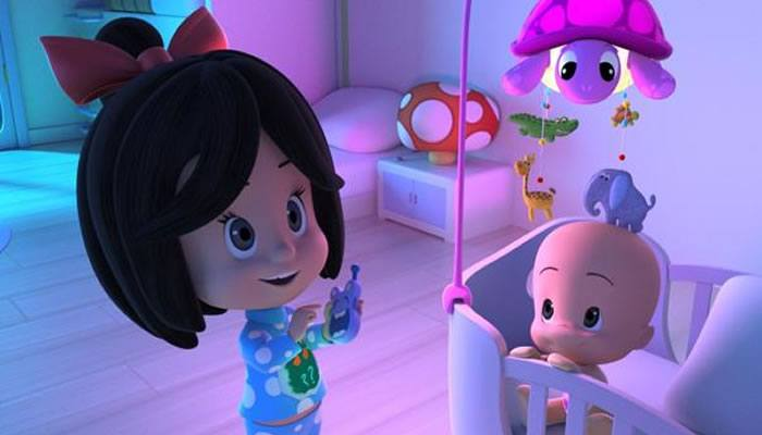 familia telerin animacion 3d