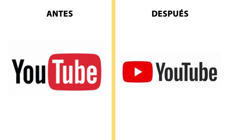rebranding youtube
