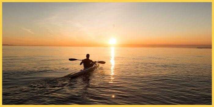 rutas kayak alicante