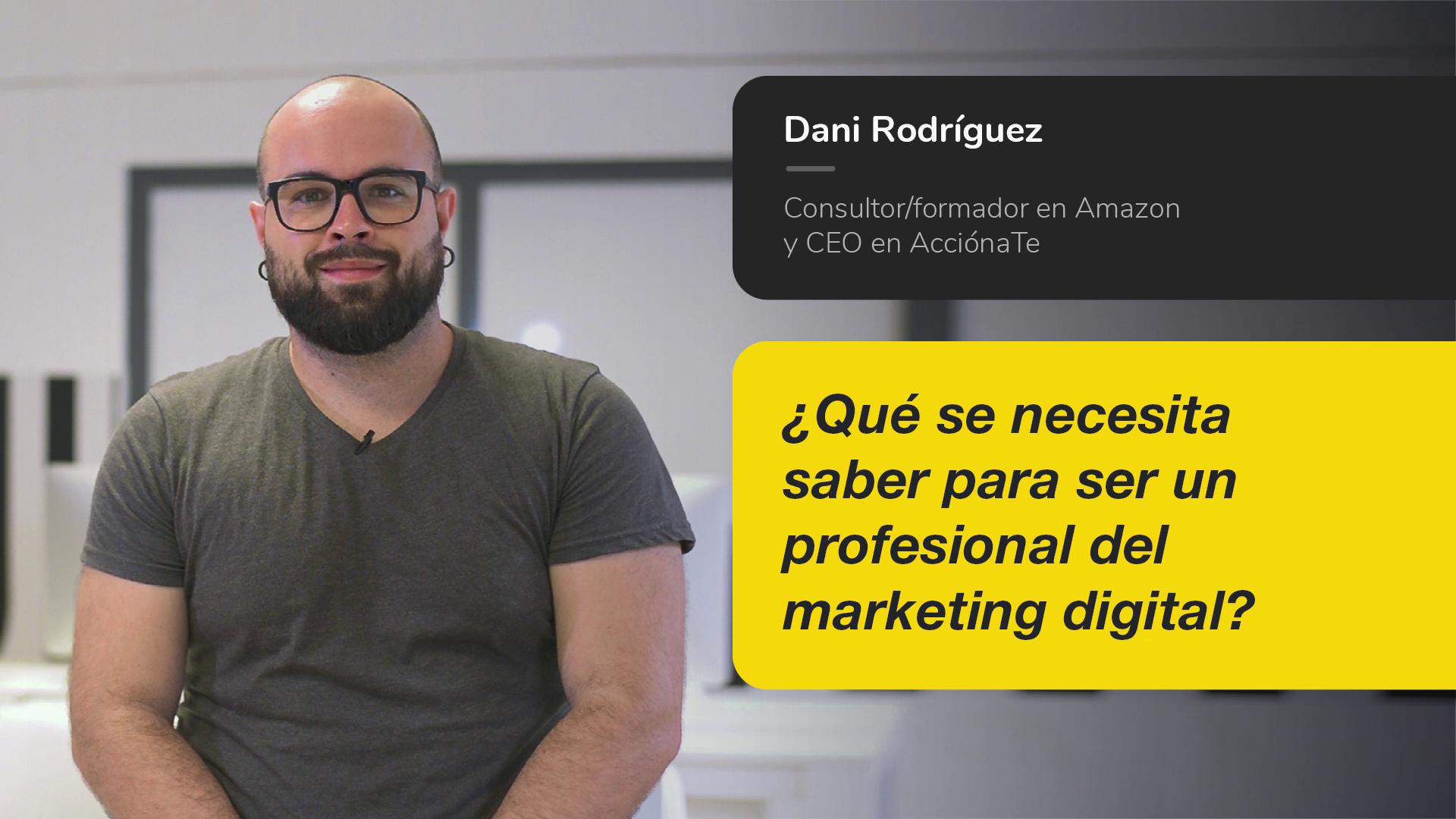 Daniel Rodriguez profesor en Coco School