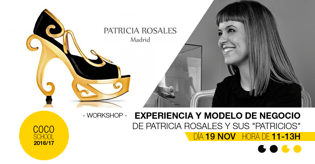 workshop patricia rosales coco school alicante