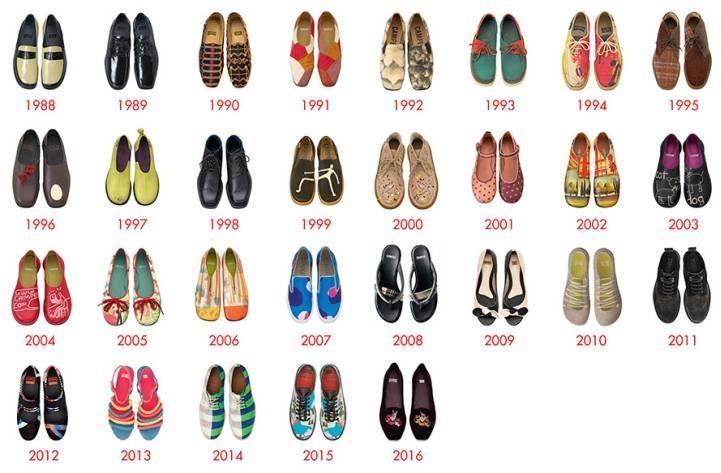 zapatos desparejados